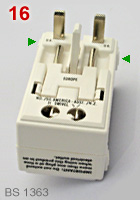 Multi-purpose adapter plug (2)