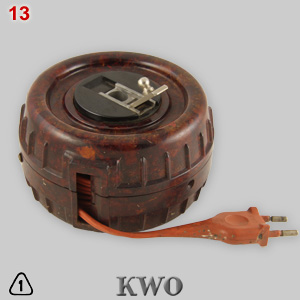 KWO Stromfix-Junior extension cable