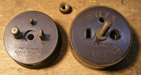Wylex clock connector with single fuse