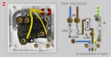 Electrical Wiring Radial Circuit on radial circuit parts, electrical wiring, radial circuit diagram,