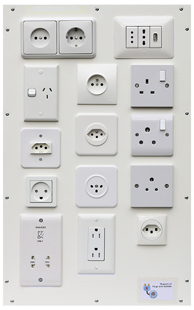 Domestic sockets, images