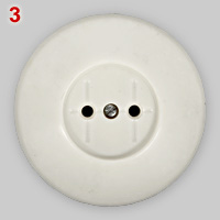 Russian non-earthed socket (2)